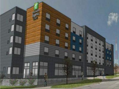 Holiday Inn Exp Ste Omaha Downtown-Arpt