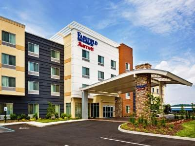 Fairfield Inn And Suites Johnson City