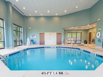 indoor pool - hotel holiday inn express johnson city - johnson city, tennessee, united states of america