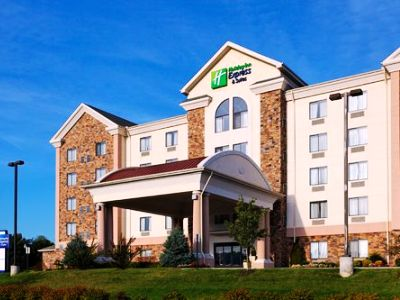 Holiday Inn Exp Suites Meadowview I-26