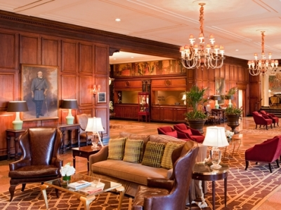 lobby - hotel roanoke conference cntr,curio collection - roanoke, virginia, united states of america