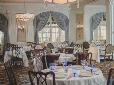 restaurant 1 - hotel roanoke conference cntr,curio collection - roanoke, virginia, united states of america