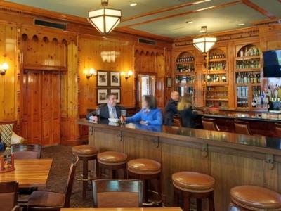 bar - hotel roanoke conference cntr,curio collection - roanoke, virginia, united states of america