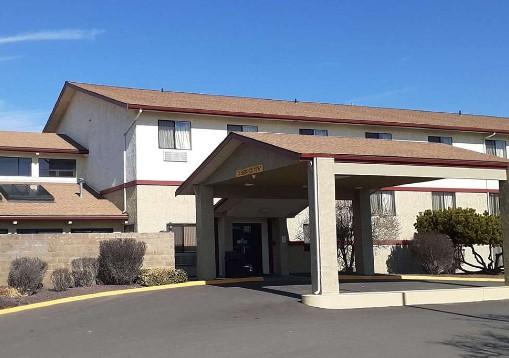 Surestay Hotel Best Western Ellensburg