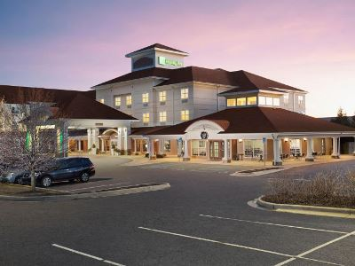 exterior view - hotel holiday inn grand rapids airport - kentwood, united states of america