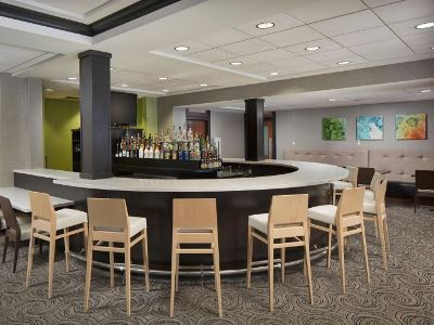 bar - hotel holiday inn grand rapids airport - kentwood, united states of america