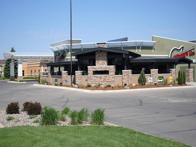 exterior view 1 - hotel holiday inn austin conference center - austin, minnesota, united states of america