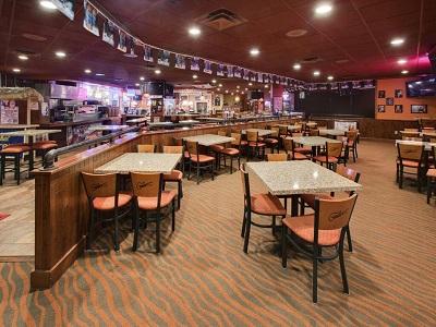 restaurant - hotel holiday inn austin conference center - austin, minnesota, united states of america
