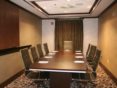 conference room - hotel hampton inn new albany - new albany, mississippi, united states of america