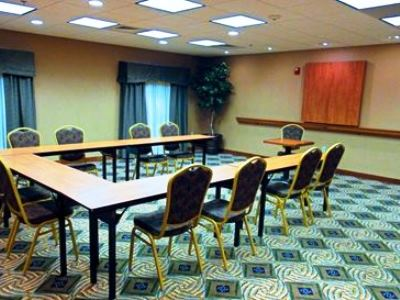conference room - hotel hampton inn and suites - tilton, united states of america