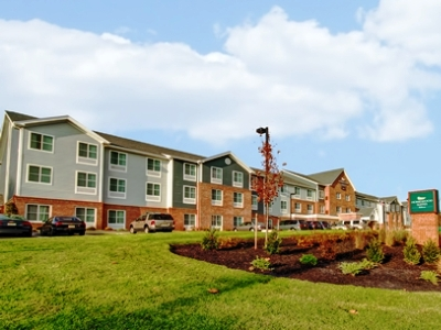 exterior view - hotel homewood suites by hilton bridgewater - branchburg, united states of america