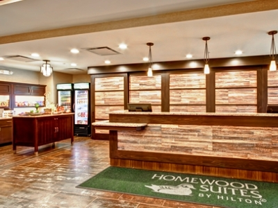 lobby - hotel homewood suites by hilton bridgewater - branchburg, united states of america