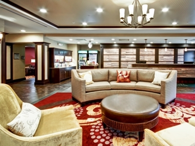 lobby 1 - hotel homewood suites by hilton bridgewater - branchburg, united states of america