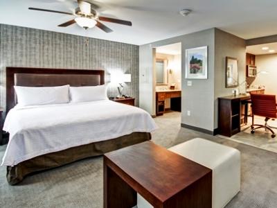 bedroom - hotel homewood suites by hilton bridgewater - branchburg, united states of america