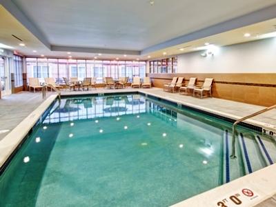 indoor pool - hotel homewood suites by hilton bridgewater - branchburg, united states of america