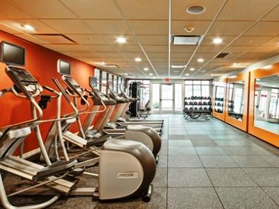 gym - hotel homewood suites by hilton bridgewater - branchburg, united states of america