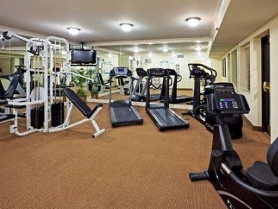 gym - hotel homewood suites by hilton eatontown - eatontown, united states of america