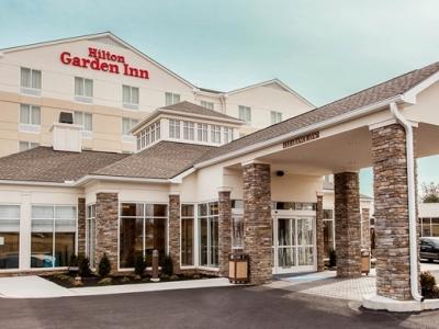 exterior view - hotel hilton garden inn springfield - springfield, new jersey, united states of america