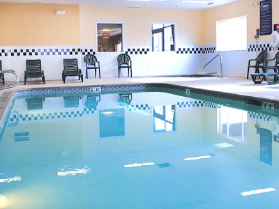 indoor pool - hotel west valley crystal inn - west valley city, united states of america