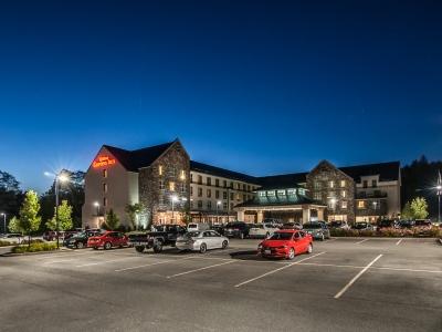exterior view - hotel hilton garden inn preston casino area - preston, united states of america