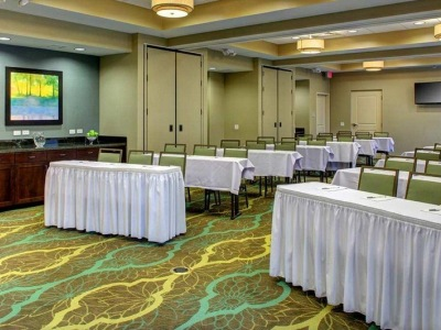 conference room - hotel hampton inn and suites coconut creek - coconut creek, united states of america