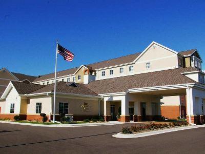 exterior view - hotel homewood suites minneapolis-new brighton - new brighton, united states of america