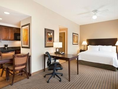 suite - hotel homewood suites minneapolis-new brighton - new brighton, united states of america