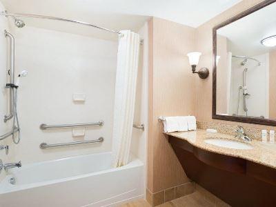 bathroom - hotel homewood suites minneapolis-new brighton - new brighton, united states of america