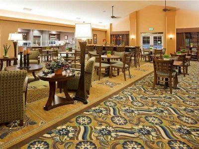 breakfast room - hotel homewood suites minneapolis-new brighton - new brighton, united states of america