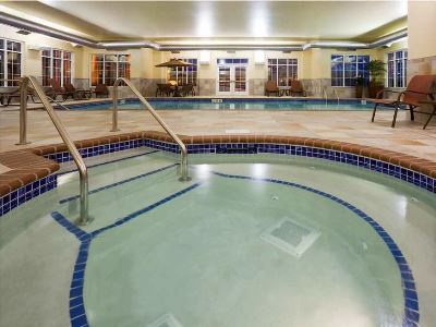 outdoor pool 1 - hotel homewood suites minneapolis-new brighton - new brighton, united states of america