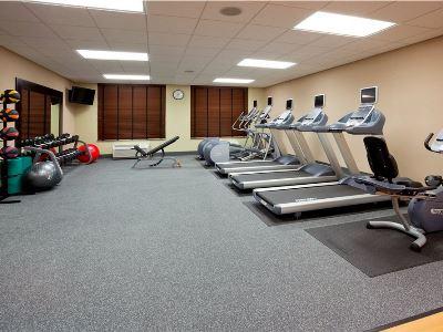 gym - hotel homewood suites minneapolis-new brighton - new brighton, united states of america