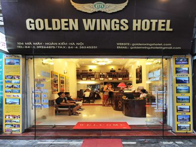Golden Wings I