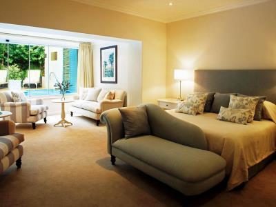 bedroom 1 - hotel last word franschhoek - franschhoek, south africa