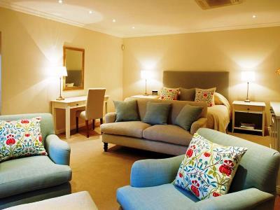 bedroom 2 - hotel last word franschhoek - franschhoek, south africa