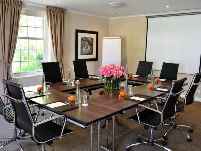 conference room - hotel erinvale estate hotel and spa - somerset west, south africa