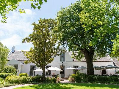 exterior view 1 - hotel erinvale estate hotel and spa - somerset west, south africa
