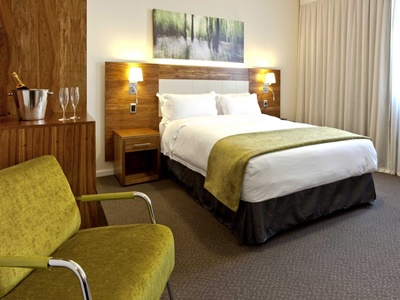 bedroom 2 - hotel doubletree cape town - upper eastside - cape town, south africa