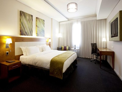 bedroom 3 - hotel doubletree cape town - upper eastside - cape town, south africa