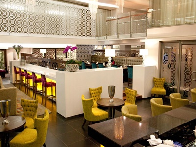 restaurant - hotel doubletree cape town - upper eastside - cape town, south africa