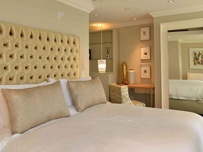 bedroom 3 - hotel cape royale - cape town, south africa