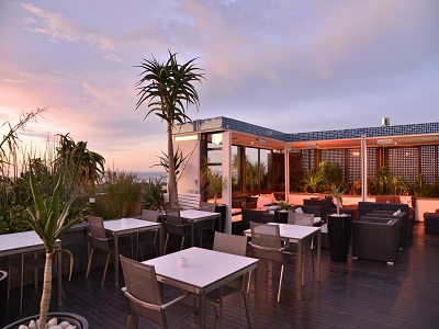 bar - hotel cape royale - cape town, south africa