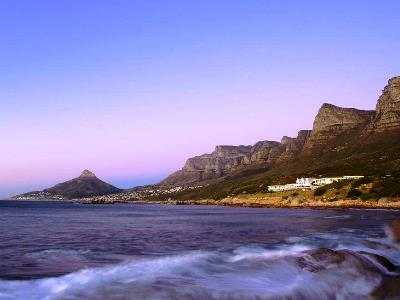 exterior view - hotel twelve apostles hotel and spa - cape town, south africa