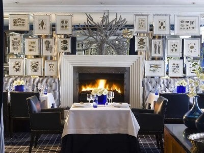 restaurant - hotel twelve apostles hotel and spa - cape town, south africa