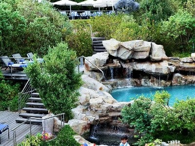 outdoor pool - hotel twelve apostles hotel and spa - cape town, south africa