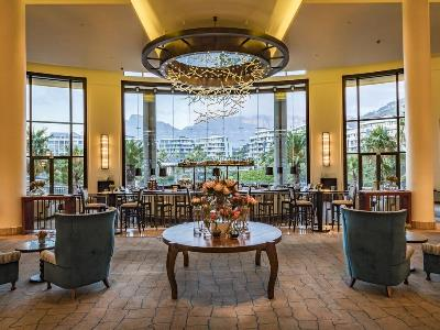 restaurant - hotel one and only cape town - cape town, south africa