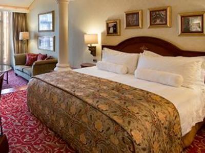bedroom 1 - hotel michelangelo - johannesburg, south africa