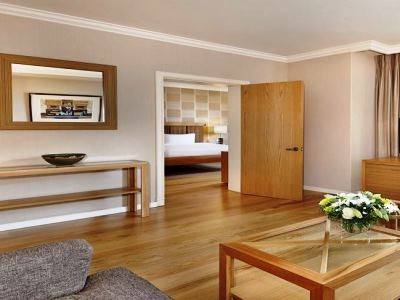 bedroom 4 - hotel hilton sandton - johannesburg, south africa
