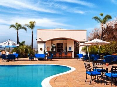 outdoor pool 1 - hotel hilton sandton - johannesburg, south africa