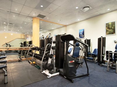 gym - hotel hilton sandton - johannesburg, south africa
