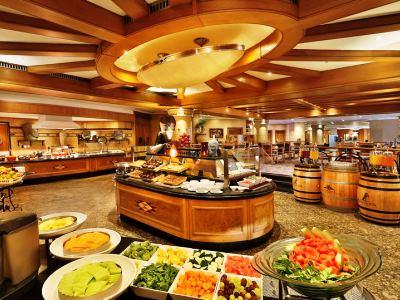 breakfast room - hotel hilton sandton - johannesburg, south africa